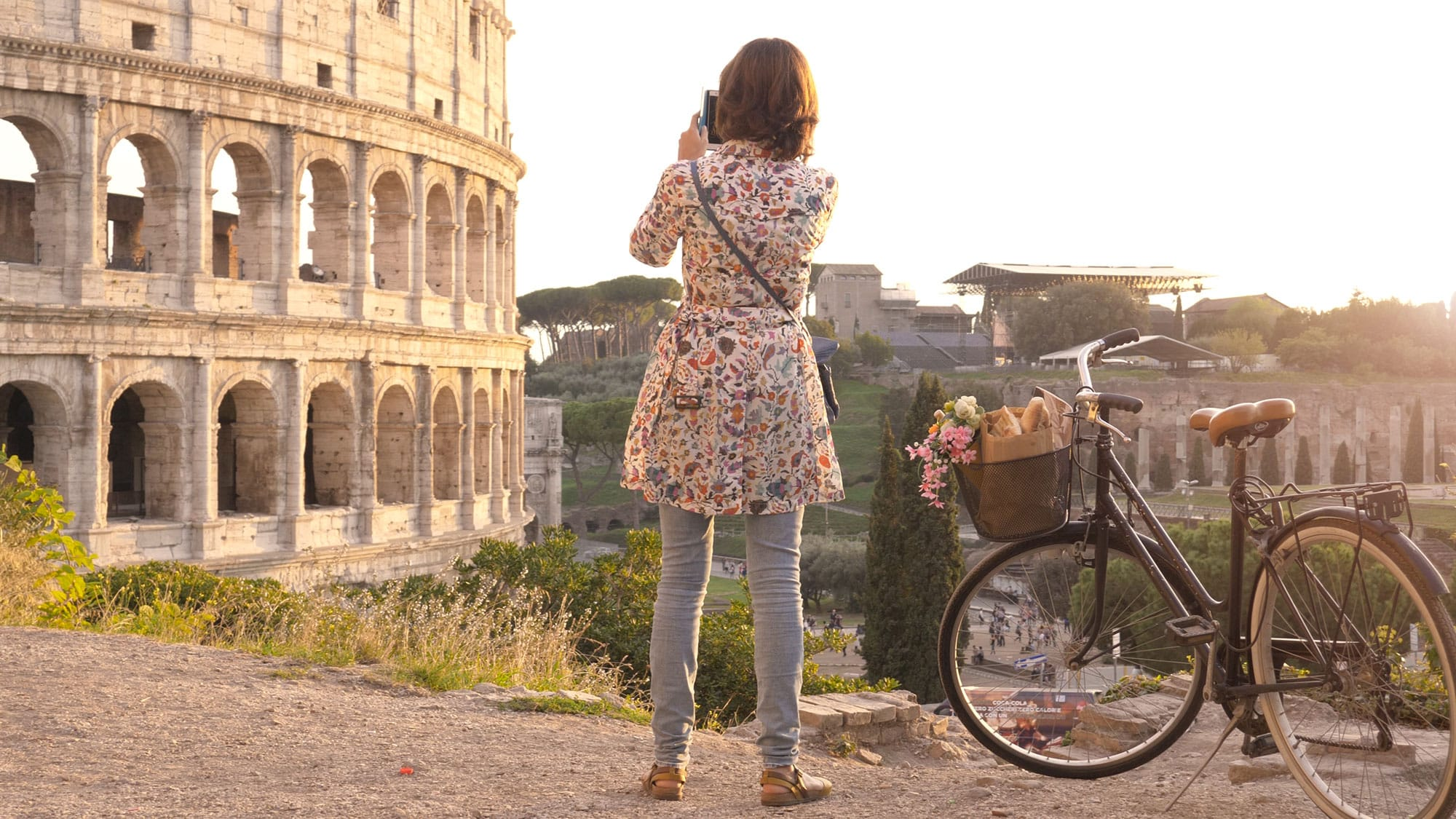 rome_bycicle