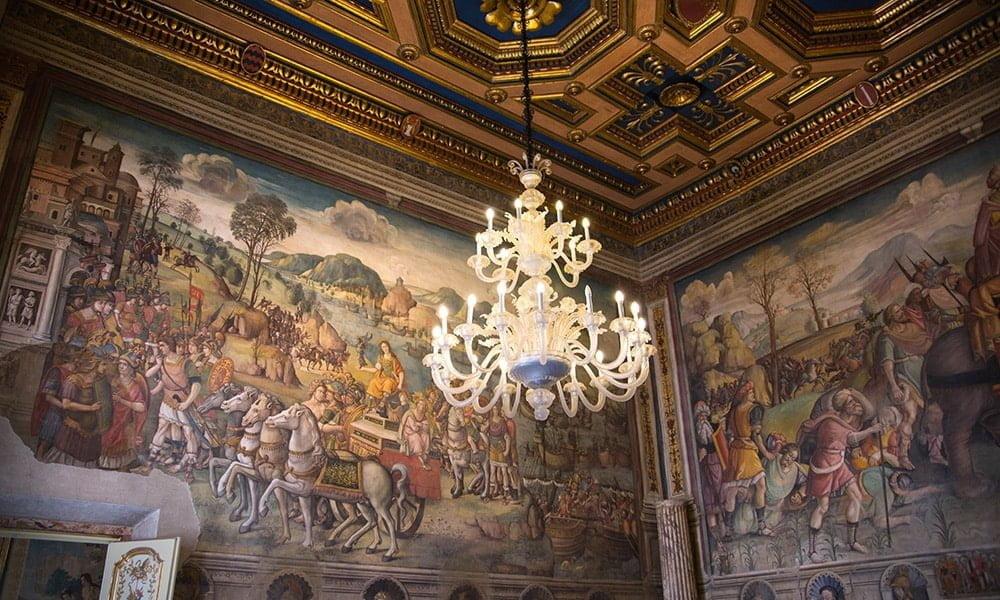 Kapitolinischen Museen - Palazzo Nuovo