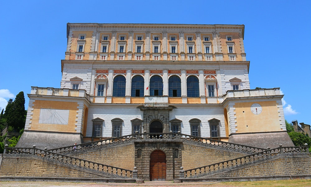 Die Farnese in Caprarola