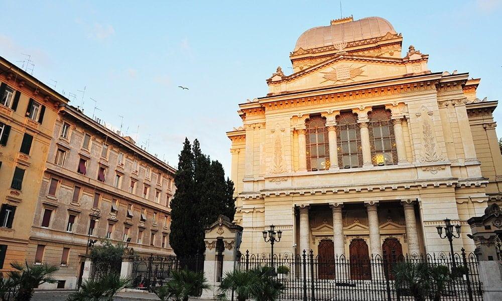 Das Jüdische Viertel - Synagoge