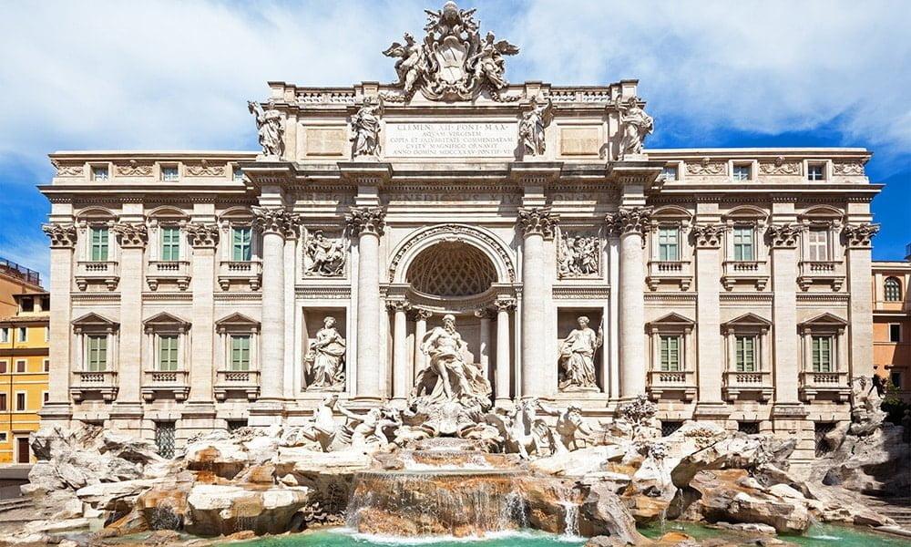 Musical City Tour - Trevi Fountain