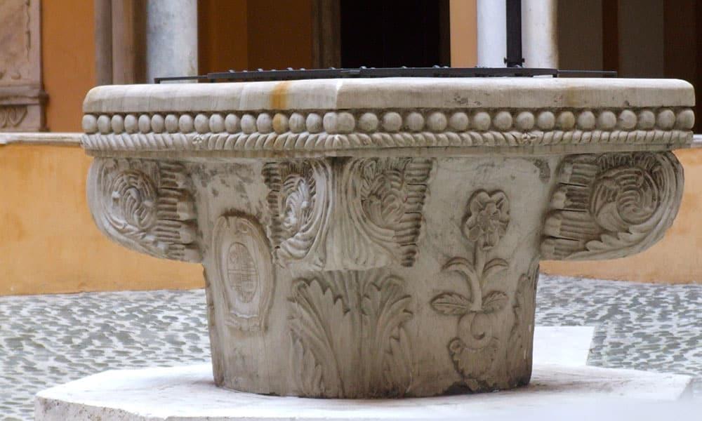 My Rome - San Salvatore in Lauro (Capital)