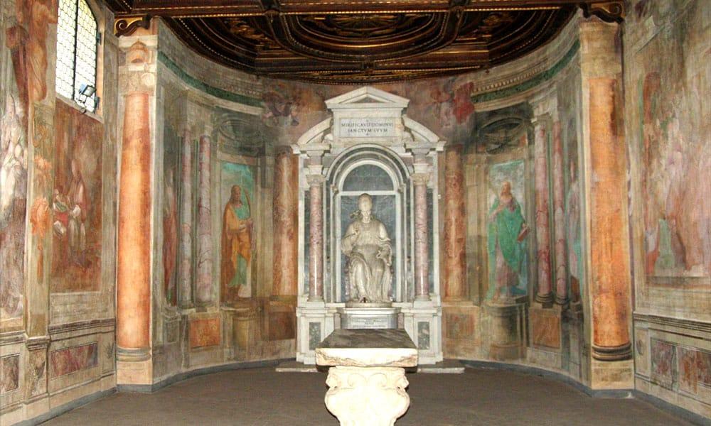 Exklusivführung: das Oratorio del Gonfalone