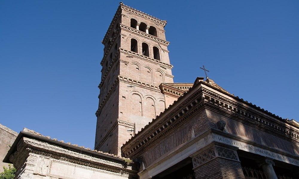 Church of San Giorgio in Velabro