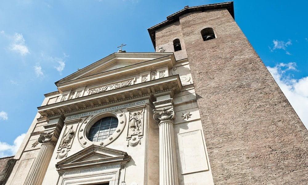 Church of San Nicola in Carcere