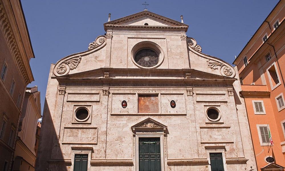 Sant'Agostino in Campo Marzio