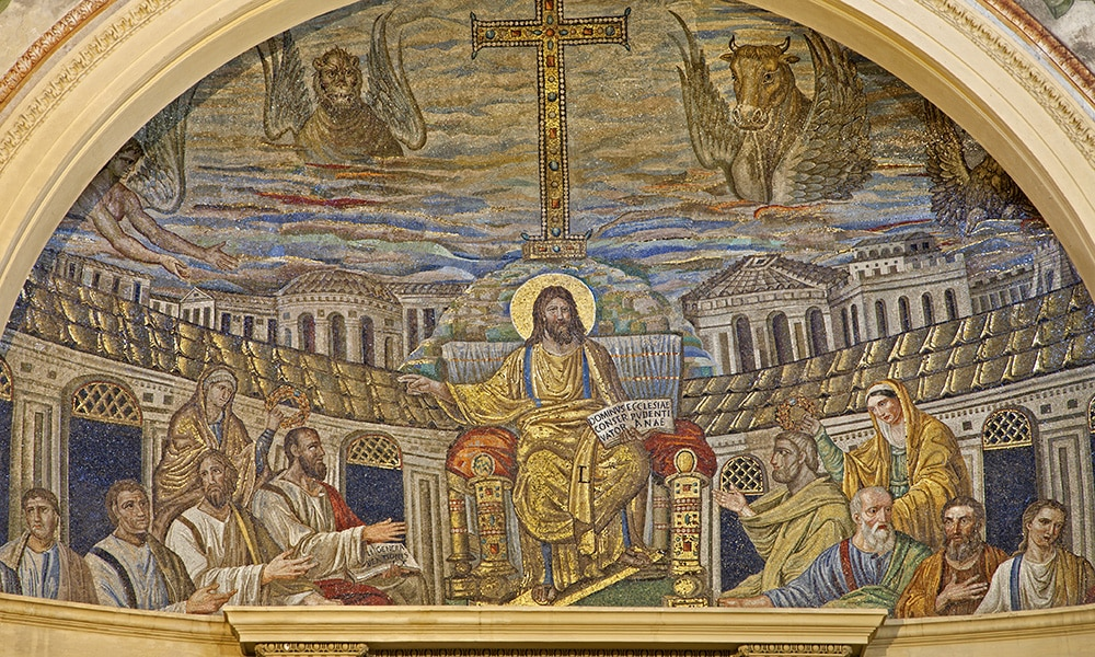 Basilica of Santa Pudenziana