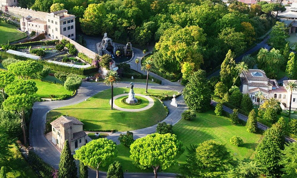 Vatican Garden