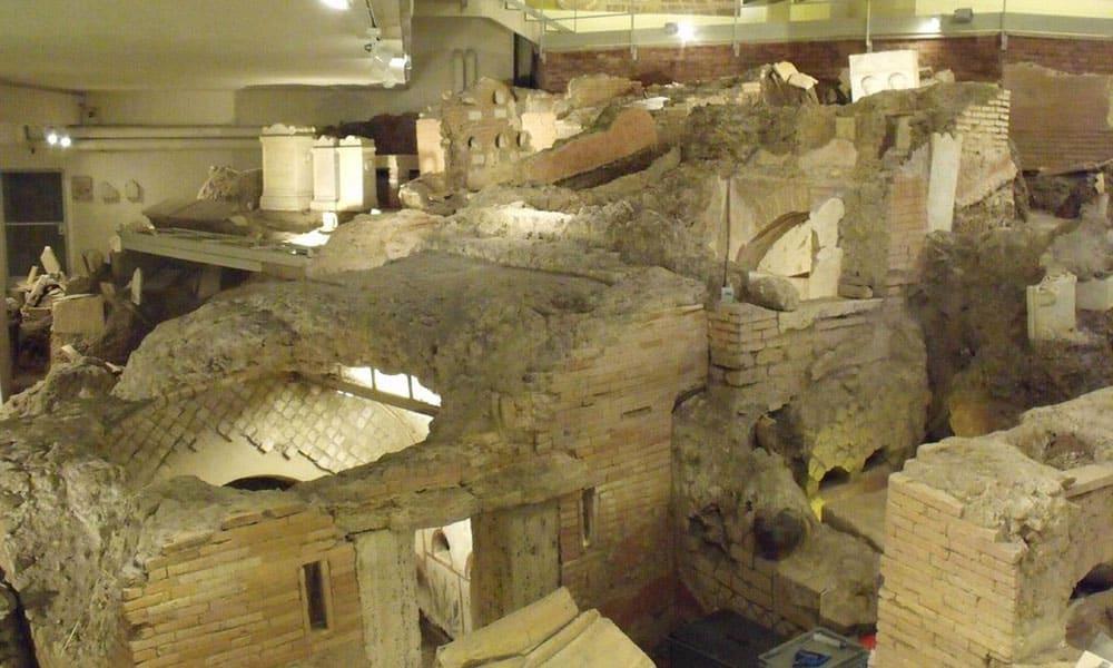 Vatikanische Nekropole