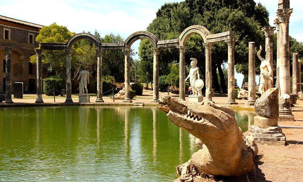 Hadrian's Villa - Tivoli