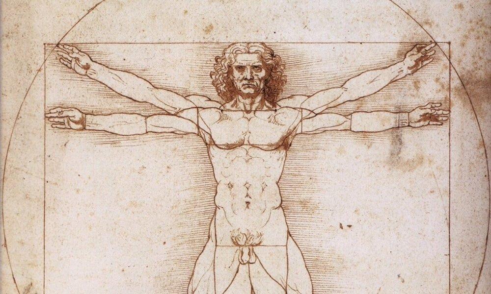 Teambuilding in Rom: 500 Jahre Leonardo da Vinci - Vitruvian Mann